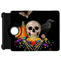 Halloween Candy Keeper Kindle Fire Hd 7  by Valentinaart