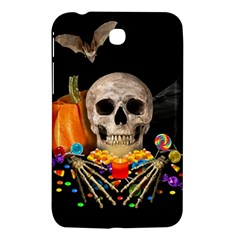 Halloween Candy Keeper Samsung Galaxy Tab 3 (7 ) P3200 Hardshell Case  by Valentinaart