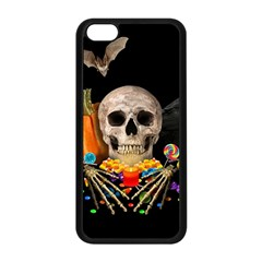 Halloween Candy Keeper Apple Iphone 5c Seamless Case (black) by Valentinaart