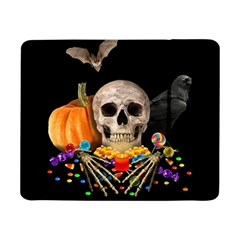 Halloween Candy Keeper Samsung Galaxy Tab Pro 8 4  Flip Case by Valentinaart
