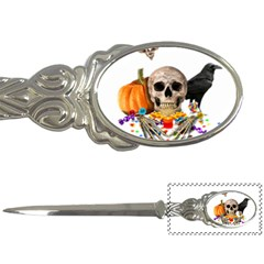 Halloween Candy Keeper Letter Openers by Valentinaart