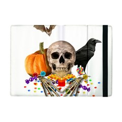 Halloween Candy Keeper Apple Ipad Mini Flip Case by Valentinaart