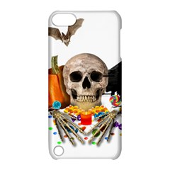 Halloween Candy Keeper Apple Ipod Touch 5 Hardshell Case With Stand by Valentinaart