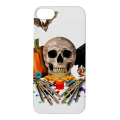 Halloween Candy Keeper Apple Iphone 5s/ Se Hardshell Case by Valentinaart