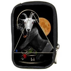 Spiritual Goat Compact Camera Cases by Valentinaart