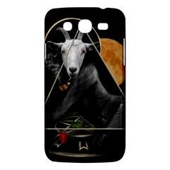 Spiritual Goat Samsung Galaxy Mega 5 8 I9152 Hardshell Case  by Valentinaart