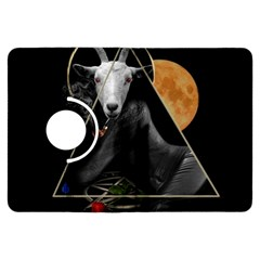Spiritual Goat Kindle Fire Hdx Flip 360 Case by Valentinaart
