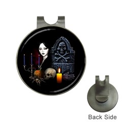 Vampires Night  Hat Clips With Golf Markers by Valentinaart