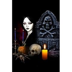 Vampires Night  5 5  X 8 5  Notebooks by Valentinaart
