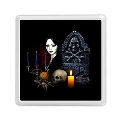 Vampires Night  Memory Card Reader (square)  by Valentinaart