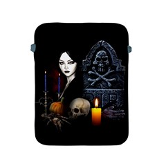 Vampires Night  Apple Ipad 2/3/4 Protective Soft Cases by Valentinaart