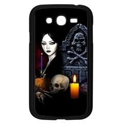 Vampires Night  Samsung Galaxy Grand Duos I9082 Case (black) by Valentinaart