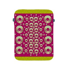 Going Gold Or Metal On Fern Pop Art Apple Ipad 2/3/4 Protective Soft Cases by pepitasart