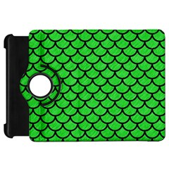Scales1 Black Marble & Green Colored Pencil (r) Kindle Fire Hd 7  by trendistuff