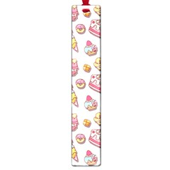 Sweet Pattern Large Book Marks by Valentinaart