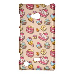 Sweet Pattern Nokia Lumia 720 by Valentinaart