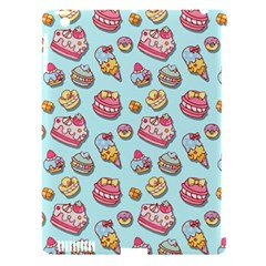 Sweet Pattern Apple Ipad 3/4 Hardshell Case (compatible With Smart Cover) by Valentinaart