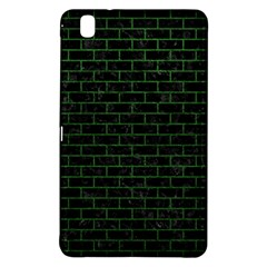 Brick1 Black Marble & Green Leather Samsung Galaxy Tab Pro 8 4 Hardshell Case by trendistuff