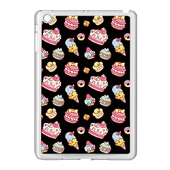 Sweet Pattern Apple Ipad Mini Case (white)
