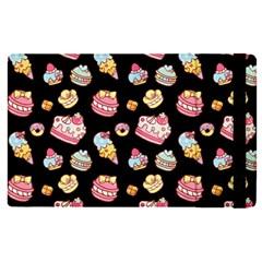 Sweet Pattern Apple Ipad Pro 12 9   Flip Case by Valentinaart