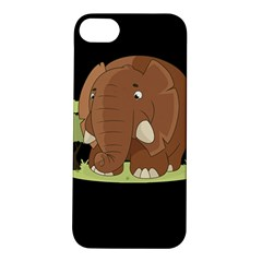 Cute Elephant Apple Iphone 5s/ Se Hardshell Case