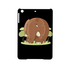 Cute Elephant Ipad Mini 2 Hardshell Cases by Valentinaart