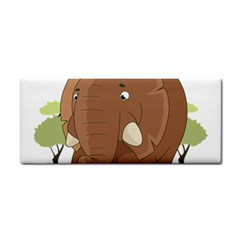 Cute Elephant Cosmetic Storage Cases by Valentinaart
