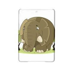 Cute Elephant Ipad Mini 2 Hardshell Cases by Valentinaart