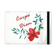 Carpe Diem  Ipad Mini 2 Flip Cases by Valentinaart