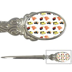 Sushi Pattern Letter Openers by Valentinaart