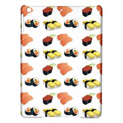 Sushi Pattern Ipad Air Hardshell Cases by Valentinaart