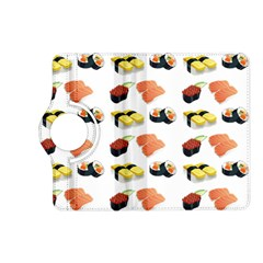 Sushi Pattern Kindle Fire Hd (2013) Flip 360 Case by Valentinaart