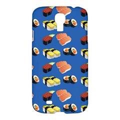 Sushi Pattern Samsung Galaxy S4 I9500/i9505 Hardshell Case by Valentinaart