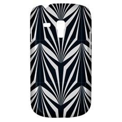 Art Deco, Black,white,graphic Design,vintage,elegant,chic Galaxy S3 Mini by 8fugoso