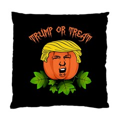 Trump Or Treat  Standard Cushion Case (two Sides) by Valentinaart