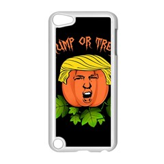 Trump Or Treat  Apple Ipod Touch 5 Case (white) by Valentinaart
