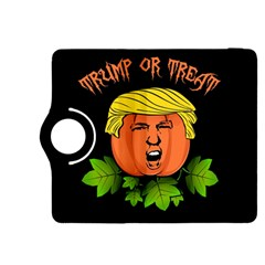 Trump Or Treat  Kindle Fire Hdx 8 9  Flip 360 Case by Valentinaart