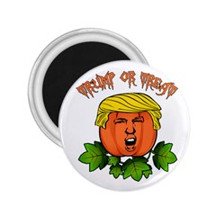 Trump Or Treat  2 25  Magnets by Valentinaart