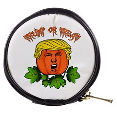 Trump Or Treat  Mini Makeup Bags by Valentinaart