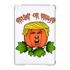 Trump Or Treat  Apple Ipad Mini Hardshell Case (compatible With Smart Cover) by Valentinaart