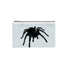 Tarantula Cosmetic Bag (small)  by Valentinaart