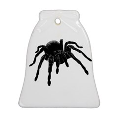 Tarantula Bell Ornament (two Sides) by Valentinaart