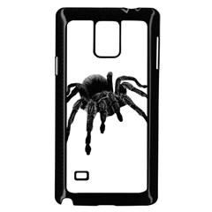 Tarantula Samsung Galaxy Note 4 Case (black) by Valentinaart