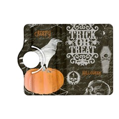 Vintage Halloween Kindle Fire Hd (2013) Flip 360 Case by Valentinaart