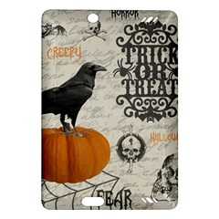 Vintage Halloween Amazon Kindle Fire Hd (2013) Hardshell Case by Valentinaart