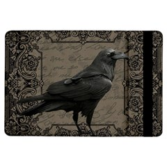 Vintage Halloween Raven Ipad Air Flip by Valentinaart