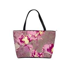 Amazing Glowing Flowers 2b Shoulder Handbags by MoreColorsinLife