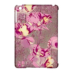 Amazing Glowing Flowers 2b Apple Ipad Mini Hardshell Case (compatible With Smart Cover) by MoreColorsinLife