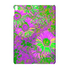 Amazing Neon Flowers A Apple Ipad Pro 10 5   Hardshell Case by MoreColorsinLife