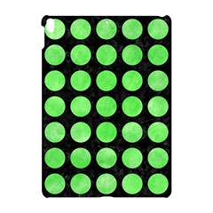 Circles1 Black Marble & Green Watercolor Apple Ipad Pro 10 5   Hardshell Case by trendistuff